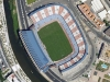 Стадион Висенте Кальдерон (Estadio Vicente Calderon). Мадрид, Испания.