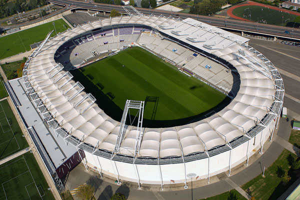 Стадион Тулузы (Stadium de Toulouse), Тулуза