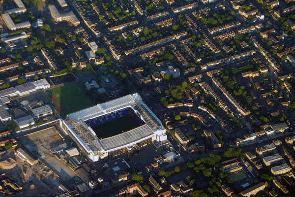 Стадион Уайт Харт Лейн White Hart Lane Лондон