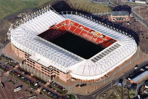 Стадион Света (Stadium of Light), Сандерленд